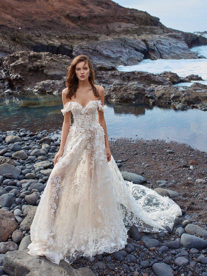 Sonderrabatt von beste Auswahl an Sonderkauf Galia Lahav - Extravagante Brautkleider für die sexy Braut ...