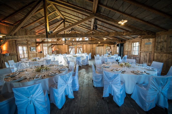Hochzeitslocation St Gallen Rustikal Heiraten Am Bachlihof